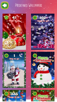 Christmas Countdown Wallpaper Android - Free Download Christmas Countdown Wallpaper App - Thalia Premium Photo Montage