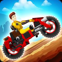 Monster Bike Motocross APK Simgesi