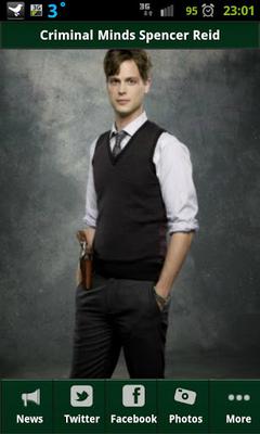 Criminal Minds Spencer Reid Android - Baixar Criminal Minds Spencer