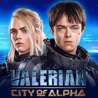 Icono de Valerian: City of Alpha
