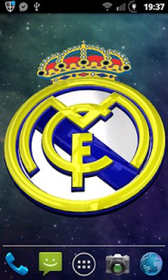 Real madrid 3d live wallpaper android free download real madrid 3d real madrid 3d live wallpaper image 5 voltagebd Gallery