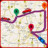 GPS지도, 경로 찾기 - 탐색, 길 찾기 아이콘