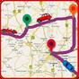 Bản đồ GPS, Trình tìm đường - Danh mục chính 1.0