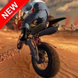 Mountain Bike : Racing Moto