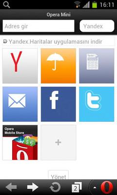 Yandex Opera Mini Android - Free Download Yandex Opera Mini