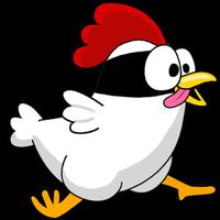 Ninja Chicken APK icon