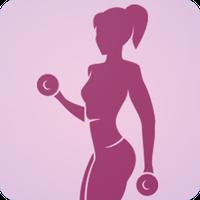 Female Hard Workouts icon