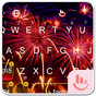 Happy New Year 2018 Keyboard Theme 6.11.15