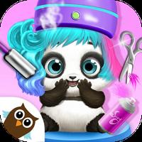 panda lu baby bear city pet babysitting care android free