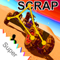 SSS: Super Scrap Sandbox - Become a Mechanic  APK