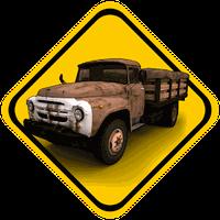 Death Road Trucker Simgesi