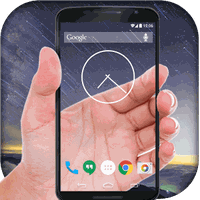 Transparent Launcher Camera apk icon