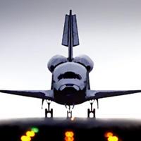 F-Sim Space Shuttle Simgesi