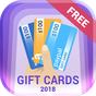 Free Gift Cards & Promo Codes - Get Free Coupons 1.1 APK
