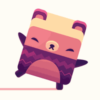 Ícone do Alphabear English word game