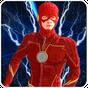 Super Flash herói super-herói velocidade flash luz  APK