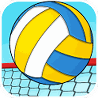 Sonic Volleyball Beach APK Simgesi