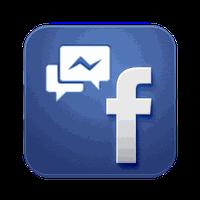 Ícone do apk facebook messenger shake