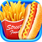 Street Food 2018 - Make Hot Dog & French Fries 1.4