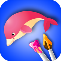Coloring Book for Kids: Animal APK icon