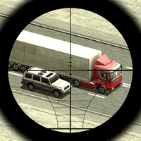Sniper: Traffic Hunter Simgesi