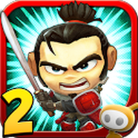 Icône apk SAMURAI vs ZOMBIES DEFENSE 2