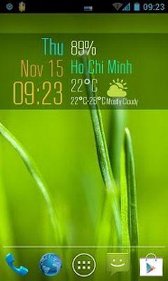 Image 3 of Beautiful Clock Widget Pro