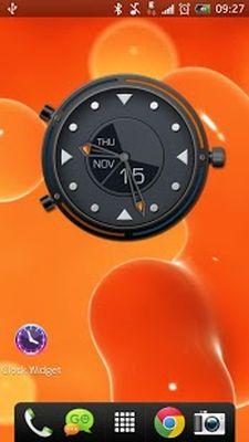 Image 4 of Beautiful Clock Widget Pro