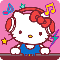 Hello Kitty Music Party Simgesi