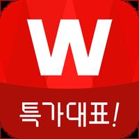 위메프 - 특가대표 아이콘