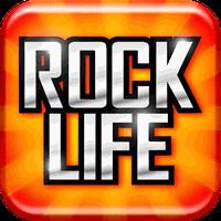 Icono de Rock Life - Guitar Legend