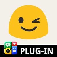 Ícone do apk Emoji - Photo Grid Plugin