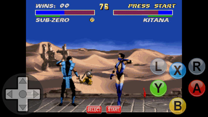 Baixar Ultimate Mortal Kombat 3 1 0 0 APK Android grátis