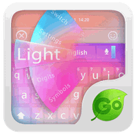 GO Keyboard Light Theme apk icon