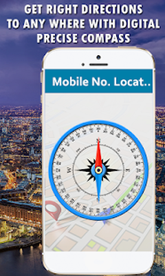 Mobile Number Locator - Find Real Live Phone Call Android