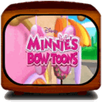 Ícone do Minnie Mouse Bowtique Videos