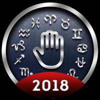 Günlük burç ve palmiye okuyucu 2018 APK Simgesi