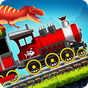 Dinosaur Park Train Race  APK