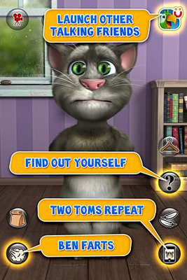 Download Talking Tom Cat 2 4 6 free APK Android