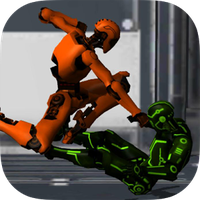 Ícone do Street Robot Fighting HD 3D