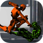 Street Robot Fighting HD 3D