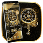 Clock Luxury Gold Theme 1.1.7