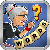 Word Games with Angry Gran Simgesi