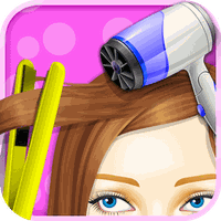 Ikona apk Princess Hair Salon