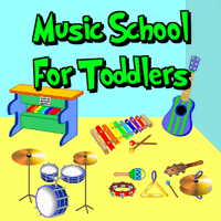 Ícone do apk Music School For Toddlers