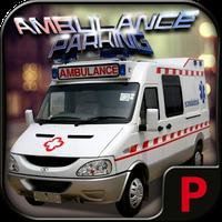 Icoană apk Orașul parcare 3D - Ambulance