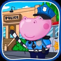 Kids Policeman Station apk icon