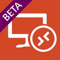 Microsoft Remote Desktop Beta Simgesi