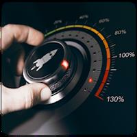 Ícone do Amplificador de volume super alto - amplificador