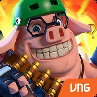 Ícone do apk Shoot Like Hell: Swine vs Zombies
